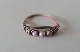 Kupfer-Ring Copper Trilling High