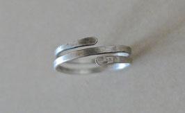 Silber-Ring HRINGUR 57/58