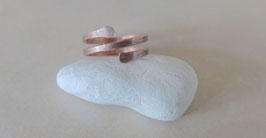 HRINGUR Kupfer-Ring 62 schmal