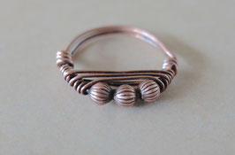 Kupfer-Ring Copper Trilling