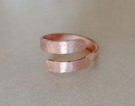 Kupfer-Ring HRINGUR 61=21