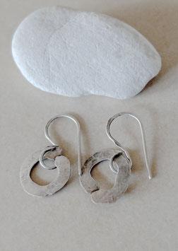 Ohrringe 925er-Freistiler-Oh-Ohs - L - 1,5 mm