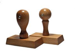 Holzstempel 80 x 40 mm