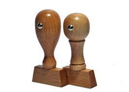 Holzstempel 35 x 10 mm