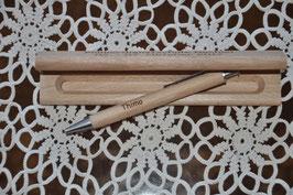 Kugelschreiber aus Buchenholz inkl. Etui Art.Nr.204