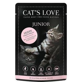 CAT'S LOVE, KITTEN