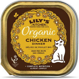 LILY'S KITCHEN, ORGANIC HUHN