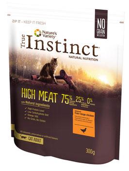 TRUE INSTINCT HIGH MEAT, POULET
