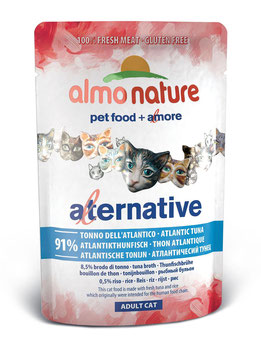 ALMO ALTERNATIVE, ATLANTIKTHUNFISCH