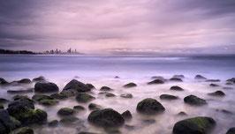 Burleigh Beach Goldcoast Australia