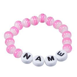 Babyarmband in rosa
