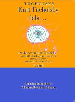 Taschenbuch Kurt Tucholsky lebt ...