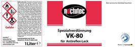 Spezialverdünnung für noctutec Antireflex-Lack 1 Liter