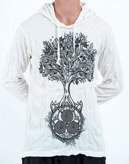 Hoodie Celtic Tree