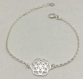 Armkette Blume des Lebens