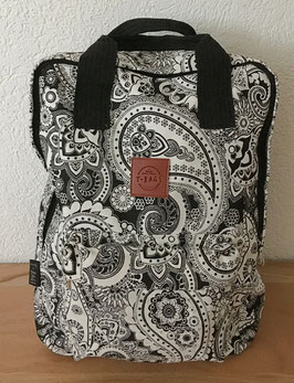 Square Backpack Henna