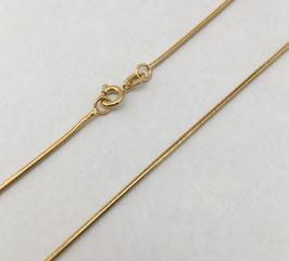 Halskette Silber 925 vergoldet