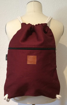 T-bag Dark Red