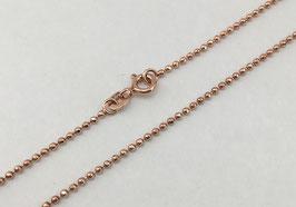 Halskette Silber 925 rosé gold
