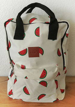 Square Backpack Melon