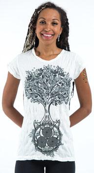 Tshirt Celtic Tree