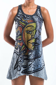 Tank Dress Sun and Moon