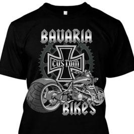 Bavaria Custom Bikes T-Shirt Weiblich