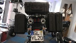 G+G modul Kofferset 20 oder 30 Liter