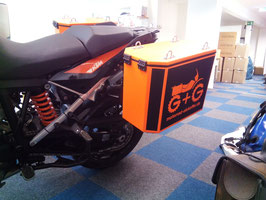 G+G premium welded 32, 36 or 41 Ltr
