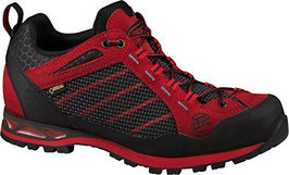 Hanwag Makra Low GTX rubin_bright red
