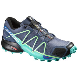 Salomon SPEEDCROSS 4 W Slateblue/Spa Blue