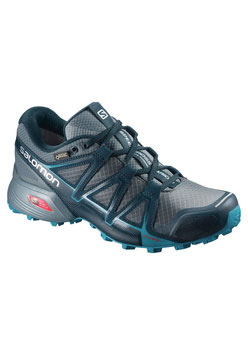 Salomon SPEEDCROSS VARIO 2 GTX W Artic/North Atantic Blue