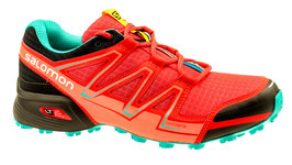 Salomon SPEEDCROSS VARIO W Poppy Red