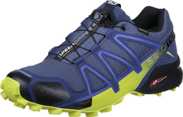 Salomon SPEEDCROSS 4 GTX Slateblue/ Blue Depth