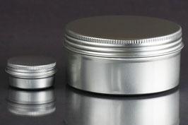 Metalldosen mit Schraubdeckel in Maxi und Mini