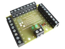 Stromverteiler MoBa Verteiler V1.2 Fertigbaustein