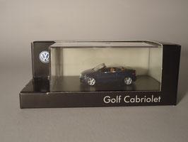 Herpa H0 444938 VW Golf Cabriolet Sammlermodell (dunkelblau)