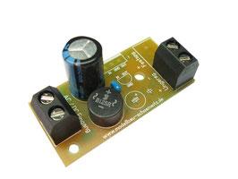 Brückengleichrichtermodul 2A Fertigbaustein V1.0
