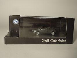 Wiking H0 444914 VW Golf Cabriolet Sammlermodell (grau metallic)