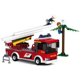 Sluban Feuerwehr Drehleiter