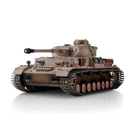 Torro 1/16 RC PzKpfw IV Ausf. G Div. LAH Kharkov 1943 Winter IR
