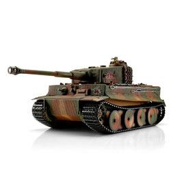 Torro 1/16 RC Tiger I Mittlere Ausf. tarn IR Rauch