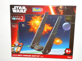 Revell 06695 Kylo Ren´s Command Shuttle Star Wars | Bausatz 1:93
