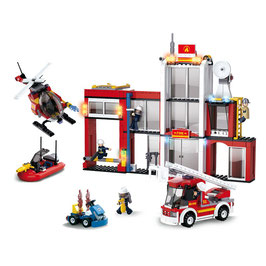 Sluban Feuerwehrwache