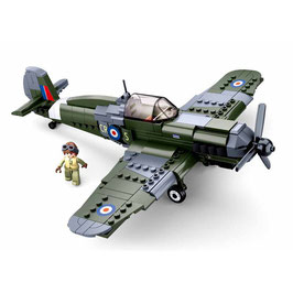 Sluban Supermarine Spitfire