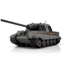 Torro 1/16 RC Jagdtiger grau IR Rauch