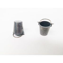 Torro 1/16 Metalleimer Set