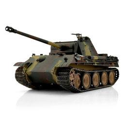 Torro 1/16 RC Panther G tarn IR Rauch