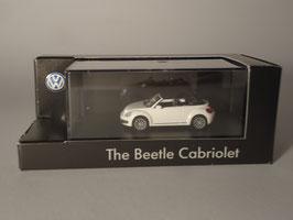 Wiking H0 443283 VW The Beetle Cabriolet Sammlermodell (weiss)