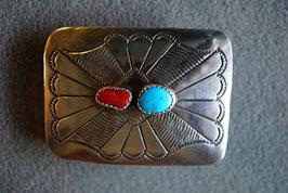 Boucle de ceinture Navajo